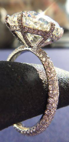 Literally no words. Except there are....WOW. This is my kinda ring! Straight from Disneyland onto my finger...JUST FOR FUN! I don't actually know where this is from but if you know...PLEASE TELL ME!